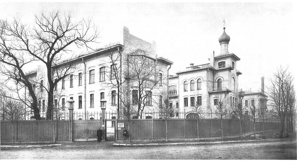 Фотография 1907 года