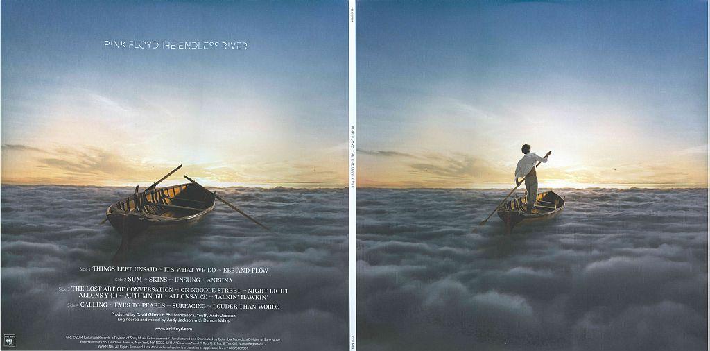 Pink Floyd — The Endless River скачать mp3
