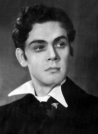 Евгений Онегин в одноименной опере Петра Чайковского, Сталино, 1955 год