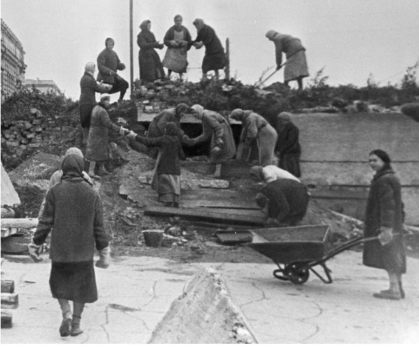 Теплоснабжение Ленинграда в период Великой Отечественной войны
