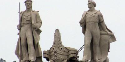 Фомин И. И., Левинсон Е. А. Жилой дом сотрудников НКВМФ