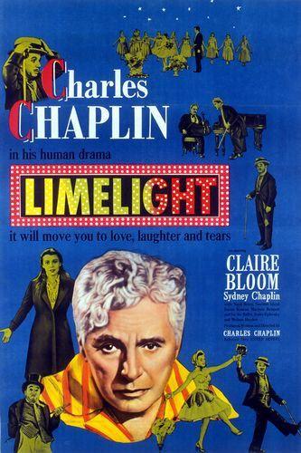 «Огни рампы» (англ. Limelight) — художественный фильм Чарли Чаплина, лирическая трагикомедия, вышедшая на экраны в 1952 году.
